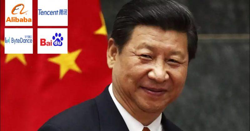 მთავრობის გამო, ჩინური კომპანიების ღირებულება რეკორდული $240 მილიარდით შემცირდა