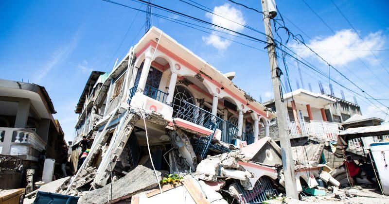 ჰაიტიზე მომხდარი მიწისძვრის მსხვერპლთა რაოდენობა 1 200-ს აჭარბებს