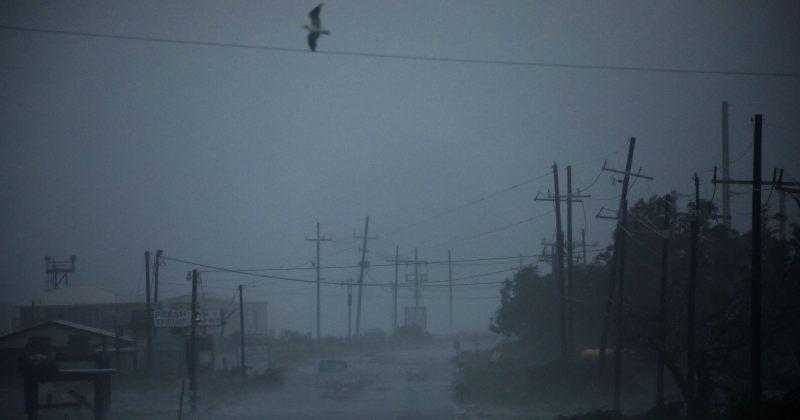 აშშ-ს ისტორიაში ერთ-ერთმა ყველაზე ძლიერმა ქარიშხალმა ლუიზიანის სანაპირომდე მიაღწია