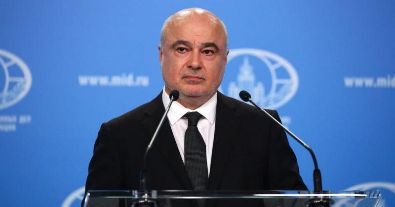 რუსეთი: დასავლეთმა თბილისს სოხუმთან და ცხინვალთან თანასწორი დიალოგის სტიმული უნდა მისცეს