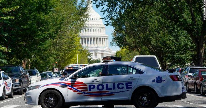 მძღოლი, რომელიც აშშ-ს კაპიტოლიუმის აფეთქებით იმუქრებოდა, პოლიციას ჩაბარდა