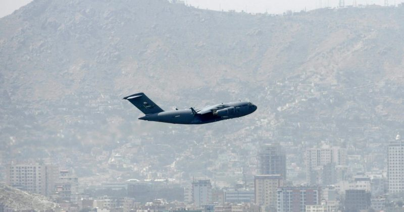 ქაბული აშშ-ს ბოლო თვითმფრინავმა დატოვა – ავღანეთში ამერიკის 20-წლიანი მისია დასრულდა