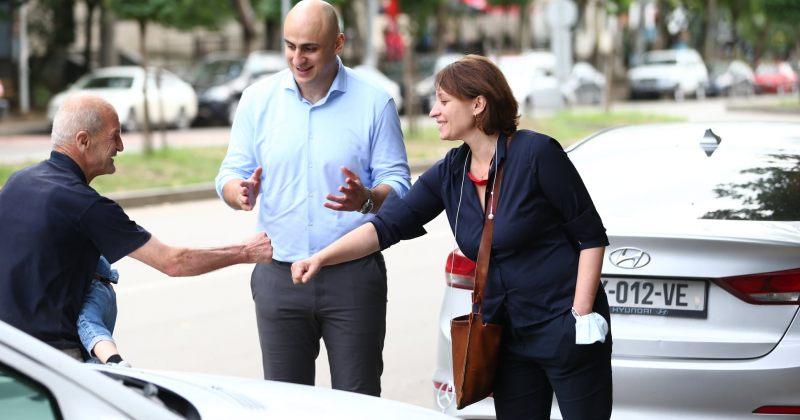 მელია: ელენე ხოშტარია გლდანში პირველივე ტურში დამაჯერებლად გაიმარჯვებს