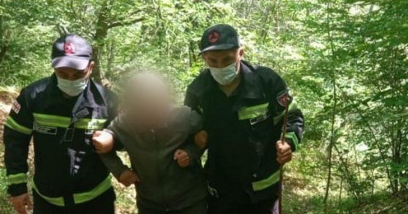 კასპში ტყეში დაკარგული 66 წლის ქალი მე-5 დღეს იპოვეს