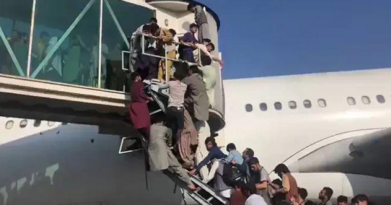 ქაბულის აეროპორტში 5 ადამიანი დაიღუპა, ავღანეთის დატოვებას ათასობით ადამიანი ცდილობს
