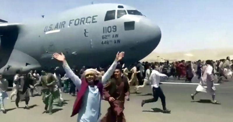 მედია: ქაბულიდან აფრენილი ამერიკული თვითმფრინავის ასაკეც ბორბლებში ცხედარი იპოვეს