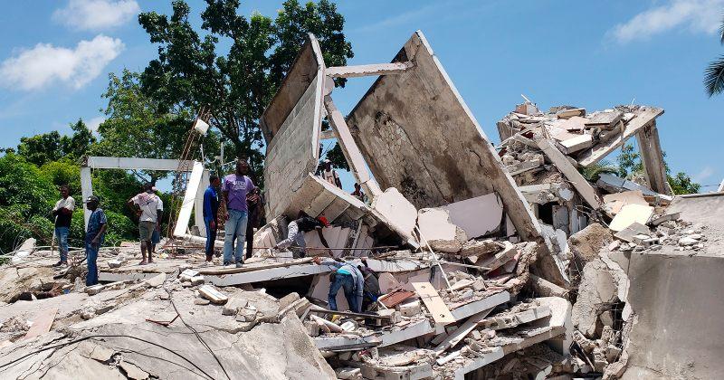 ჰაიტიზე მომხდარ მიწისძვრას სულ მცირე 227 ადამიანი ემსხვერპლა