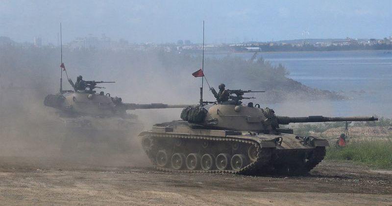 აშშ მზადაა, ტაივანს 750 მილიონი დოლარის ღირებულების სამხედრო ტექნიკა მიჰყიდოს