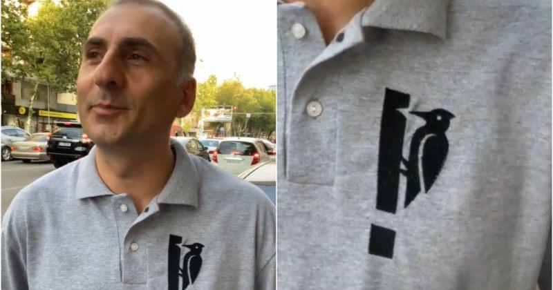 """""""რეზო ამაშუკელმა დამარქვა თრიალეთის კოდალა"""" – ელისაშვილის პარტიის ახალი სიმბოლო"""
