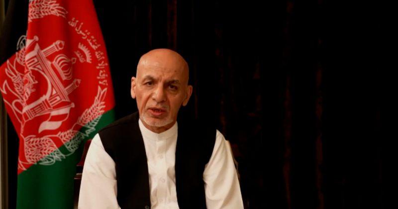 ავღანეთის გაქცეული პრეზიდენტი: ბოდიშს ვუხდი ავღანელ ხალხს