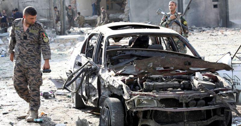 თალიბანმა ქაბულში მომხდარ აფეთქებაზე პასუხისმგებლობა აიღო