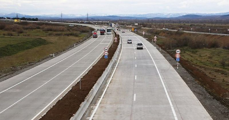 სამინისტრომ ავტომაგისტრალის 11.5 კმ-ის მშენებლობისთვის 72-მილიონიანი ტენდერი გამოაცხადა