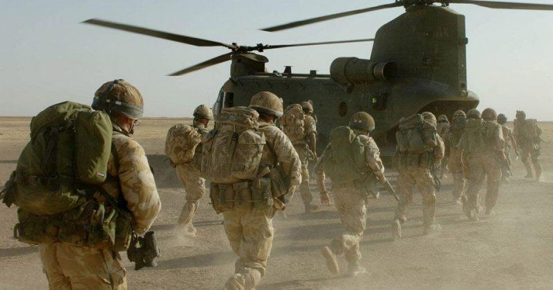 მოქალაქეების ევაკუაციის მიზნით ავღანეთში ჯარისკაცებს დიდი ბრიტანეთიც გზავნის