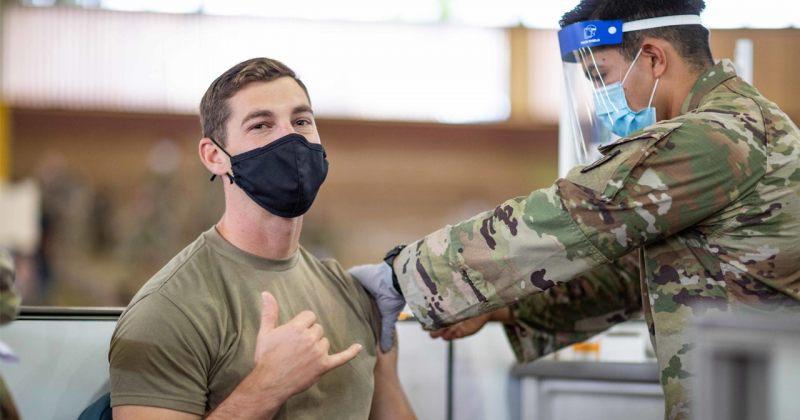 ამერიკელი სამხედროებისთვის ვაქცინაცია სავალდებულო გახდება