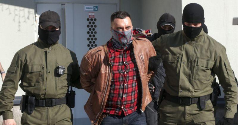 ბელარუს პოლიტპატიმარს, რომელმაც სასამართლოზე თვითმკვლელობა სცადა, პატიმრობა მიუსაჯეს