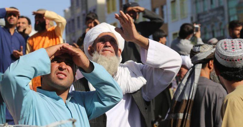 თალიბანმა ადამიანის ცხედარი ქალაქ ჰერათის ცენტრალურ მოედანზე ჩამოკიდა