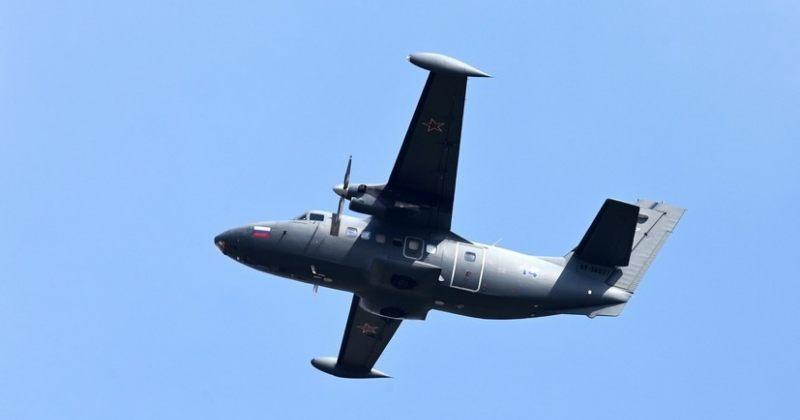 რუსეთში მცირე ზომის თვითმფრინავი ჩამოვარდა, დაიღუპა 4 ადამიანი