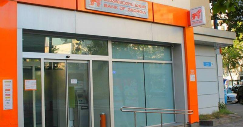 ყვარელში საქართველოს ბანკში შეჭრილი პირი დაკავებულია