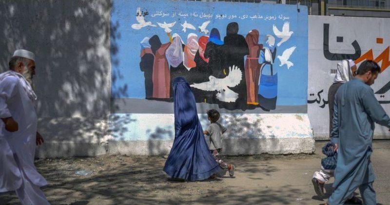 თალიბანმა ქალების საქმეთა სამინისტრო ღირსებისა და მანკიერების სამინისტროთი ჩაანაცვლა