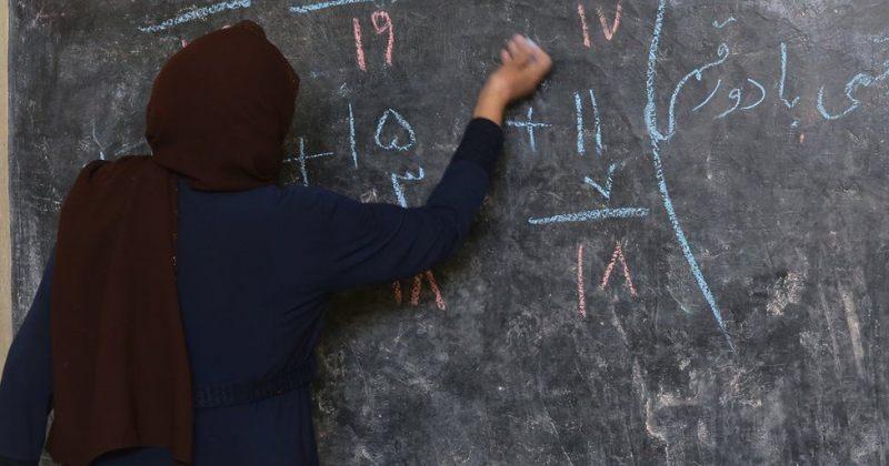 ავღანეთის სკოლებში სწავლა მხოლოდ ბიჭი მოსწავლეებისა და კაცი მასწავლებლებისთვის განახლდა