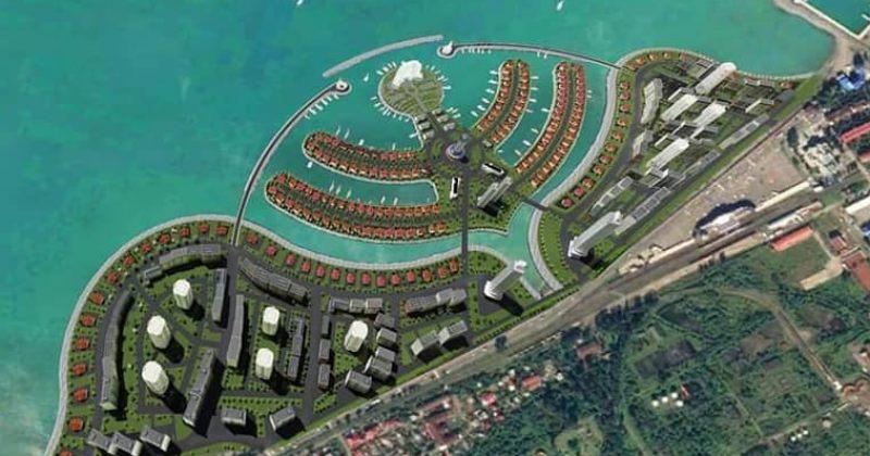 ვის გადაეცა 90 ჰა ტერიტორია ბათუმში და ვინ ააშენებს $100-მილიონიან ხელოვნურ კუნძულს?