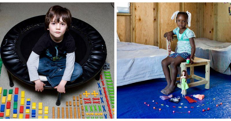 TOY STORIES – ბავშვების ფოტოები საყვარელ სათამაშებთან ერთად