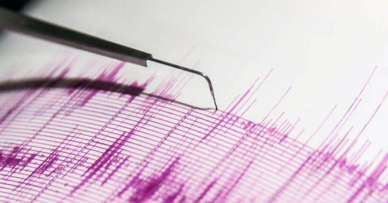ონთან3.7 მაგნიტუდის მიწისძვრა მოხდა