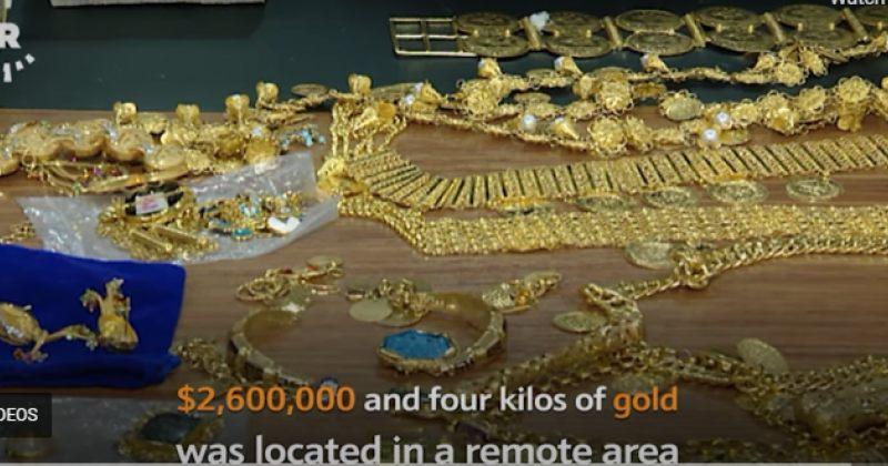 ქართველმა ქალმა ერაყელ ბიზნესმენს $2.6 მილიონი და 4 კილოგრამი ოქრო მოჰპარა