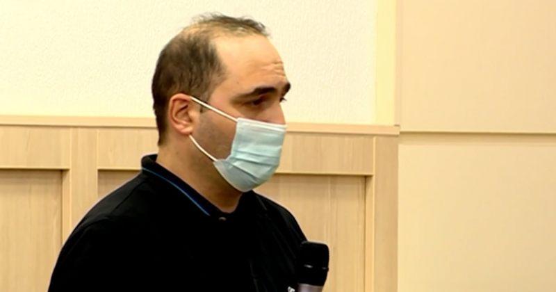 თელავის საავადმყოფოს დირექტორის მკვლელობაში პოლიციელი ვანო ზანდარაშვილი დამნაშავედ ცნეს