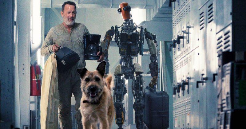 ტომ ჰენქსი, რობოტი და ძაღლი სამყაროს წინააღმდეგ – FINCH-ის ტრეილერი გამოვიდა