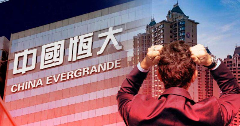 საერთაშორისო საფონდო ბირჟებზე პანიკაა, ჩინური გიგანტი, EVERGRANDE-ი გაკოტრების პირასაა