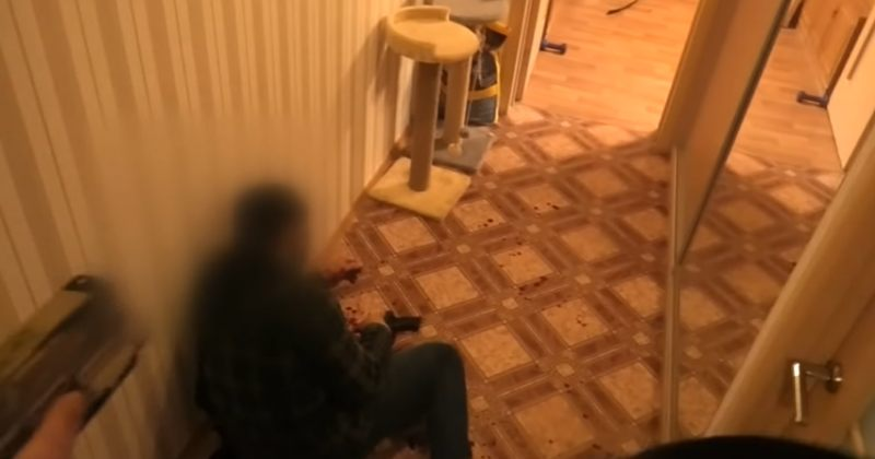 ბელარუსში, КГБ-ს მიერ, აქტივისტის სახლის რეიდს 2 ადამიანი ემსხვერპლა [VIDEO]