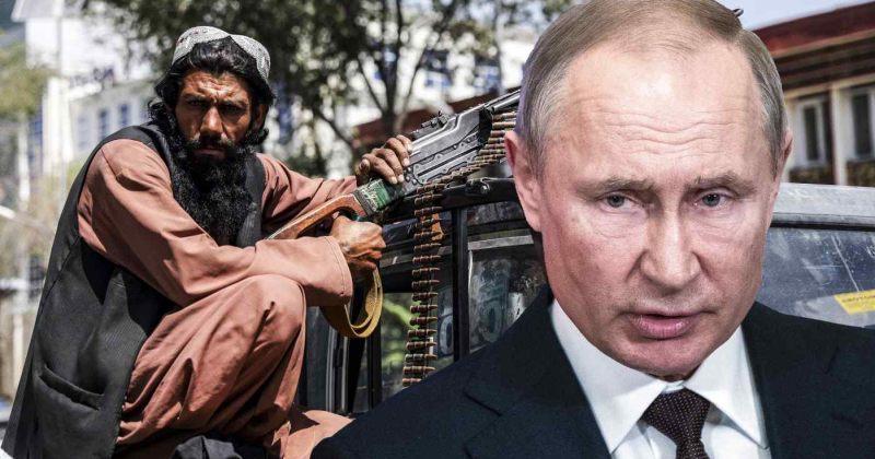 პუტინი: რუსეთმა თალიბანთან ერთად უნდა იმუშაოს