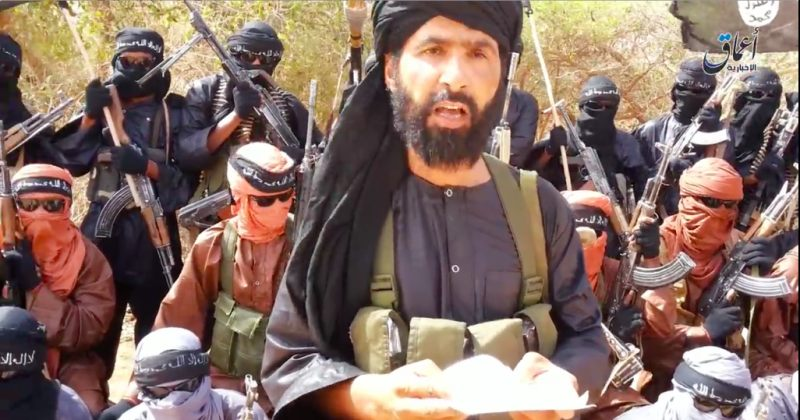 ფრანგმა სამხედროებმა  ე.წ. ისლამური სახელმწიფოს საჰარის შტოს ლიდერი მოკლეს