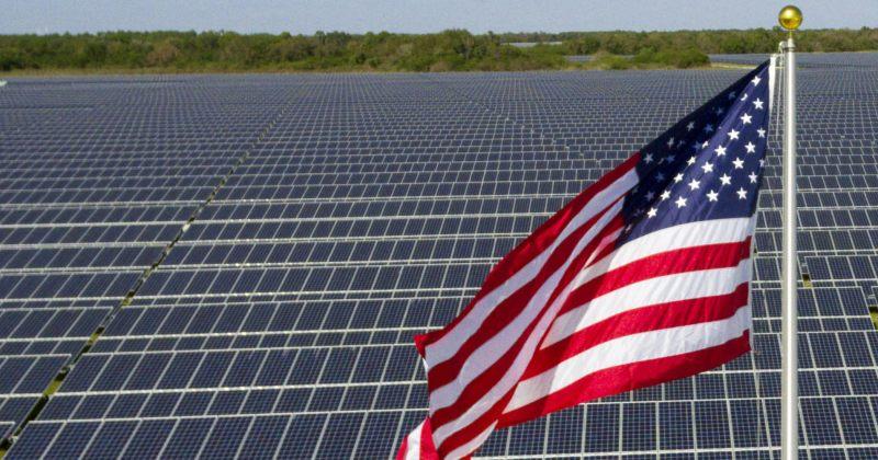 ბაიდენის ადმინისტრაცია: 2050-ში აშშ-ს ელექტროობის 45% მზის ენერგიით გამომუშავდება
