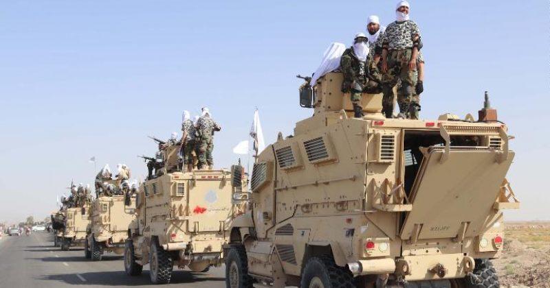 თალიბანმა ამერიკული სამხედრო ტექნიკით ავღანეთში საზეიმო აღლუმი ჩაატარა