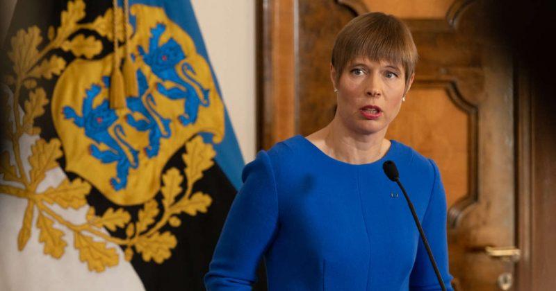 ესტონეთის პრეზიდენტი: უკრაინას ევროკავშირის წევრობამდე სინათლის წლები აშორებს