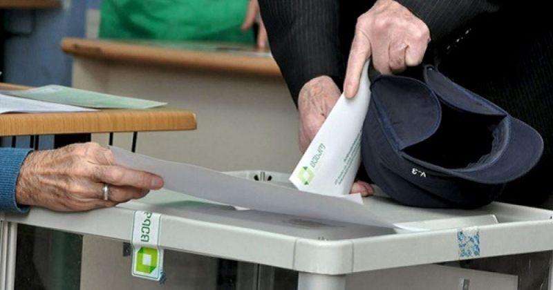 ცესკო: 2 ოქტომბრის არჩევნებისთვის ამომრჩეველთა საერთო რაოდენობა3 497 345-ია