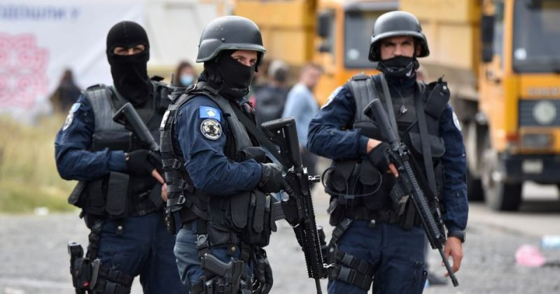 NATO კოსოვო-სერბეთის საზღვარზე არსებული დაძაბულობის ფონზე პატრულირებას აძლიერებს