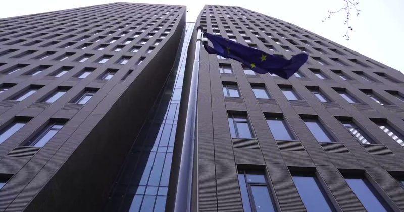 ენმ-ის წევრები დოკუმენტზე ხელის მოსაწერად EU-ს წარმომადგენლობის ოფისში მივიდნენ