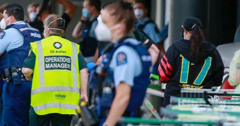ახალ ზელანდიაში ISIS-ის მხარდამჭერმა ტერორისტმა 6 ადამიანი დაჭრა