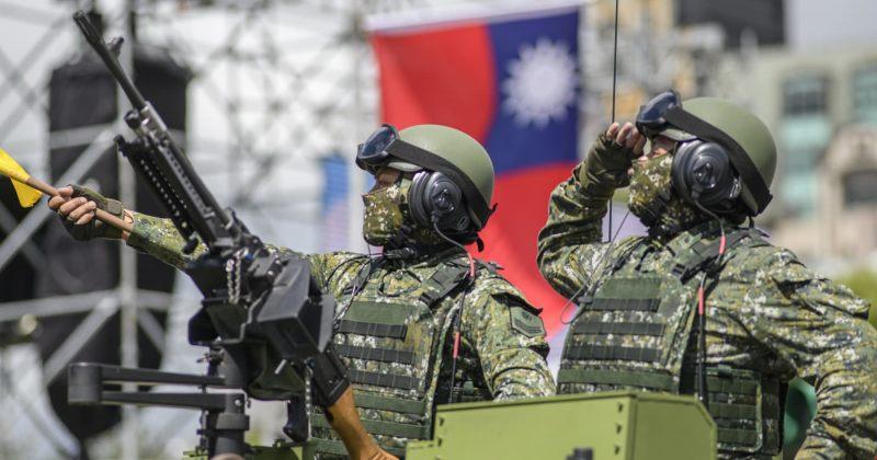 ჩინეთი აშშ-სა და ტაივანს შორის ნებისმიერი სახის სამხედრო შეთანხმებას ეწინააღმდეგება