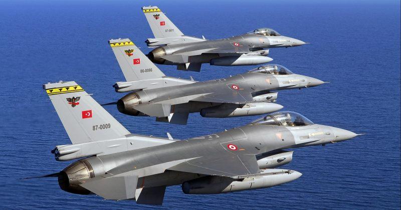 კონგრესმენები აშშ-ს მიერ თურქეთისთვის 40 F-16-ის მიყიდვის შესაძლებლობას აპროტესტებენ