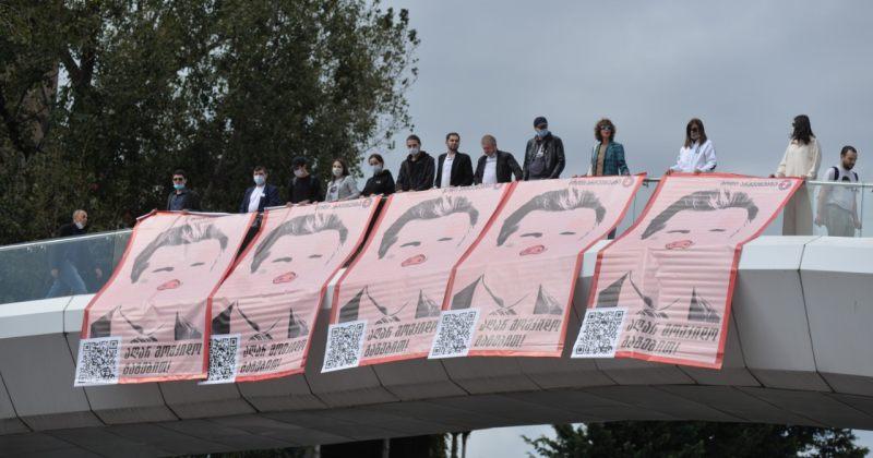 ევროპული საქართველო: ALMA ბანერების კონტრაქტს არღვევს, დღეს განთავსების ბოლო დღეა