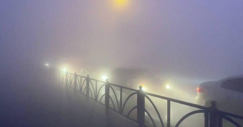 რუსეთში, ეკატერინბურგის მახლობლად ტორფი იწვის, ქალაქი კვამლმა დაფარა [PHOTOS]
