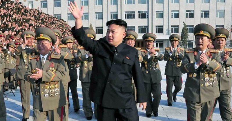 """ჩრდილოეთ კორეის ლიდერმა აშშ-ს საპასუხოდ """"უძლეველი არმიის"""" შექმნის პირობა დადო"""