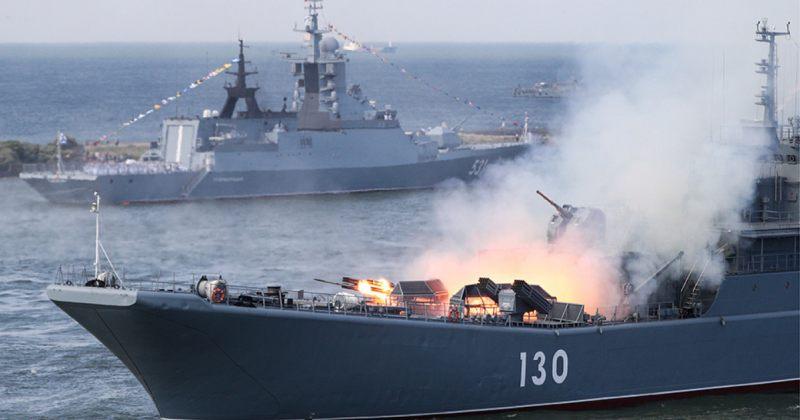 რუსეთმა და ჩინეთმა იაპონიის ზღვაში ერთობლივი სამხედრო-საზღვაო წვრთნები ჩაატარეს