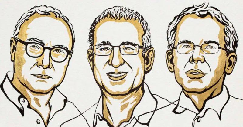 ნობელის პრემია ეკონომიკის დარგში სამ მეცნიერს მიენიჭა