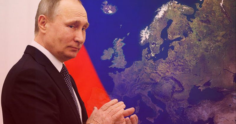 პუტინი: რუსეთი გაზს ევროპის წინააღმდეგ იარაღად არ იყენებს