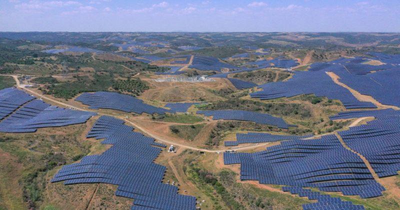 პორტუგალიაში 219 მგვტ-იანი მზის ელექტროსადგურის მშენებლობა დასრულდა